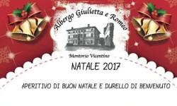 Pranzo di Natale Giulietta e Romeo - Copia
